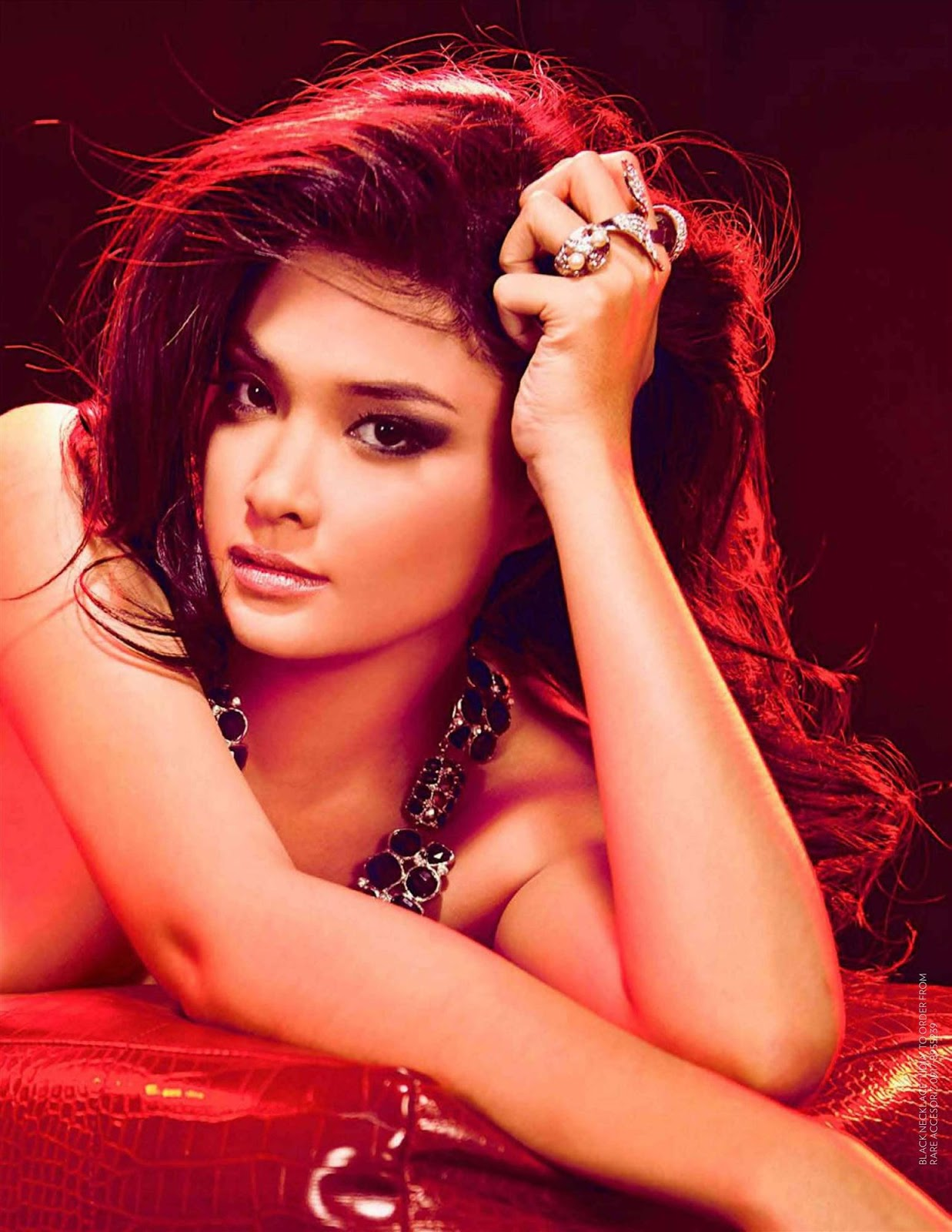 Yam Concepcion - FHM Philippines October 2012