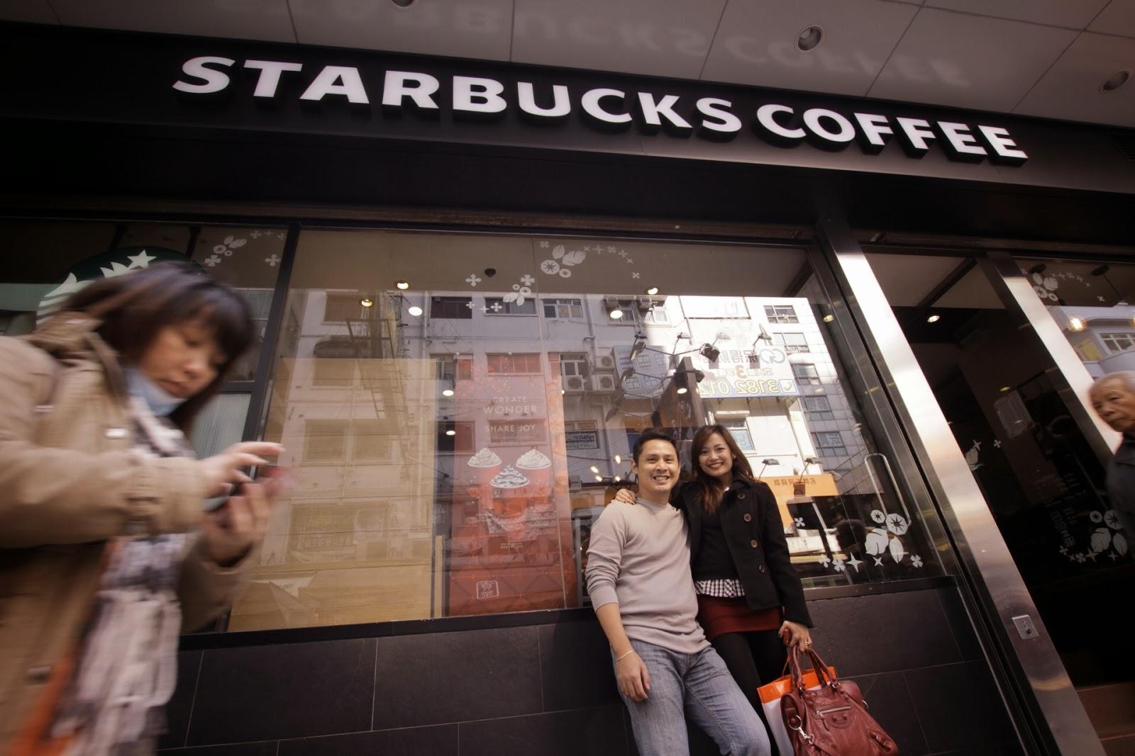 Starbucks Hong Kong, Balenciaga