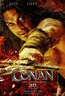 Conan The Barbarian izle