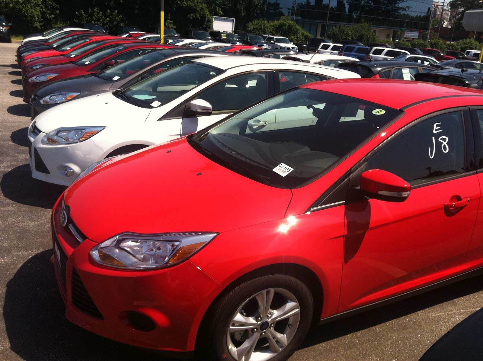 Ford focus now the 1 selling car in the world koons ford of