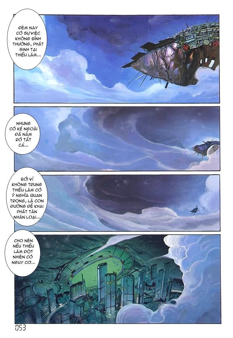 Cyber Weapon Z - Siêu Thần Z chap 4 - Trang 14