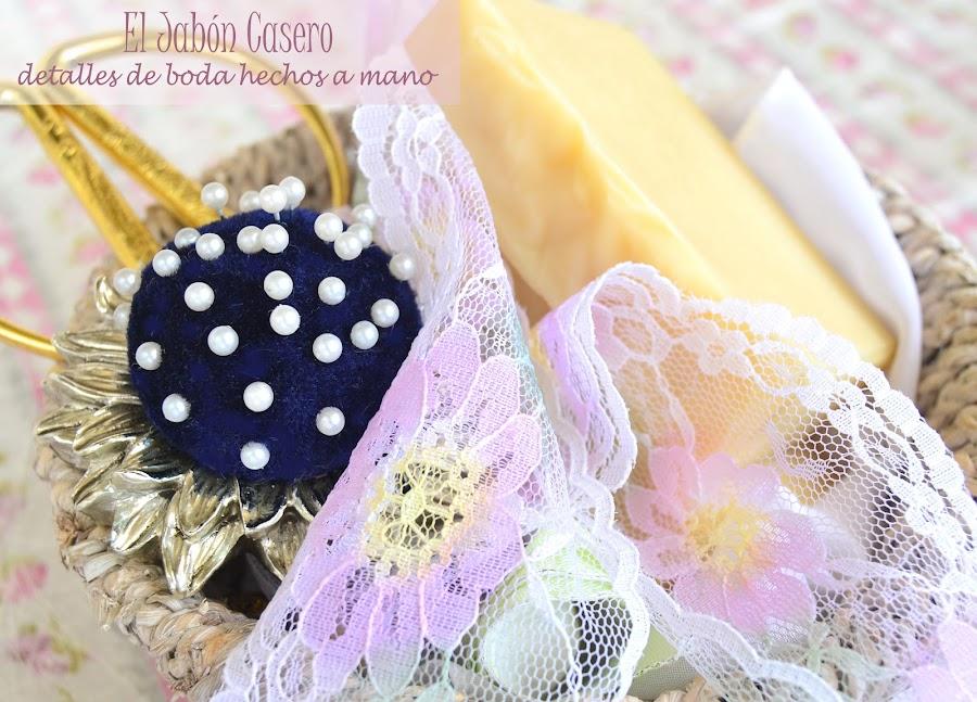 el jabon casero detalles de boda naturales y hechos a mano