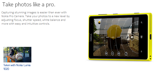 Nokia Lumia 1020 Price and specification