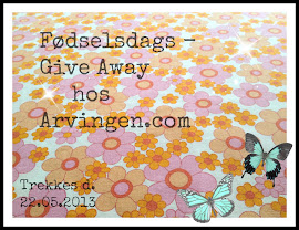 Give away hos Arvingen
