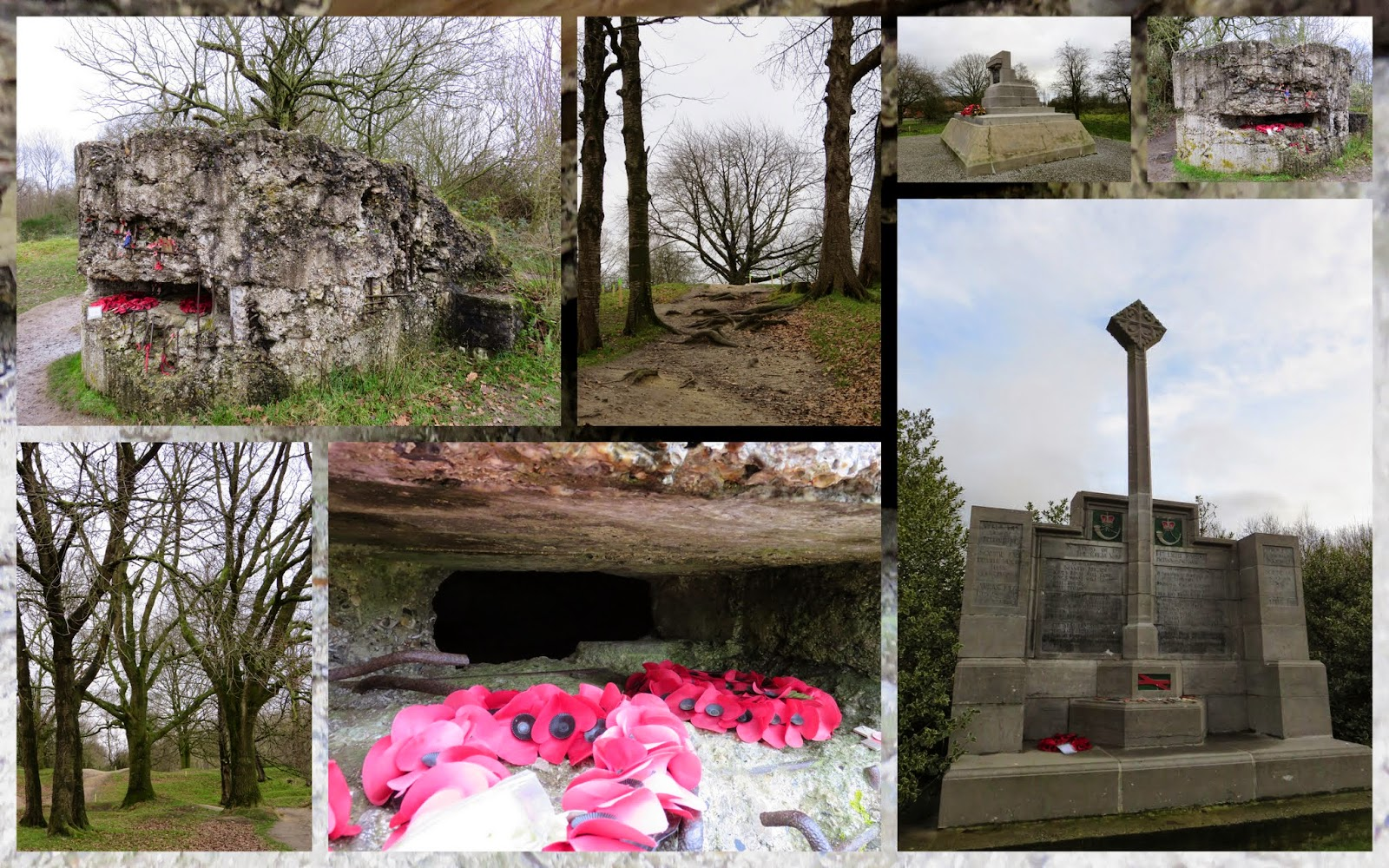 Hill 60 - Flanders Fields