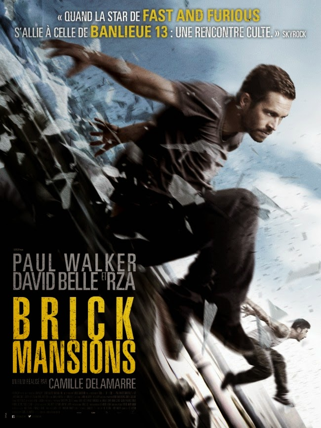 Brick Mansions (2014) Full Version