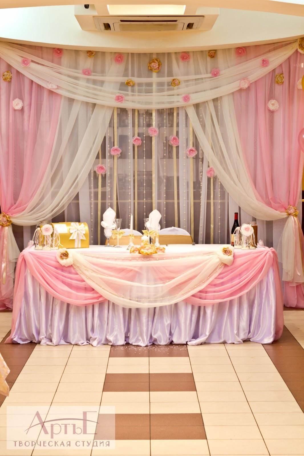 Свадьба в розовом цвете: фото и идеи 41