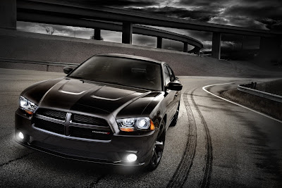 Dodge Expands Blacktop Package