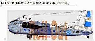 El Tour del Bristol 170 y su desembarco en Argentina.