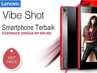 Lenovo Vibe Shot Murah