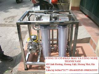 Máy lọc rượu 20 lit thiết kế nhỏ gọn nhưng công suất không hề nhỏ hàng có sẵn