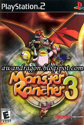 Monster Rancher 3 Download Mediafire PS2 Game - Free Download Games