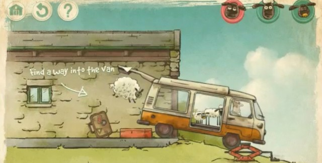 Game Gratis Home Sheep Home 2