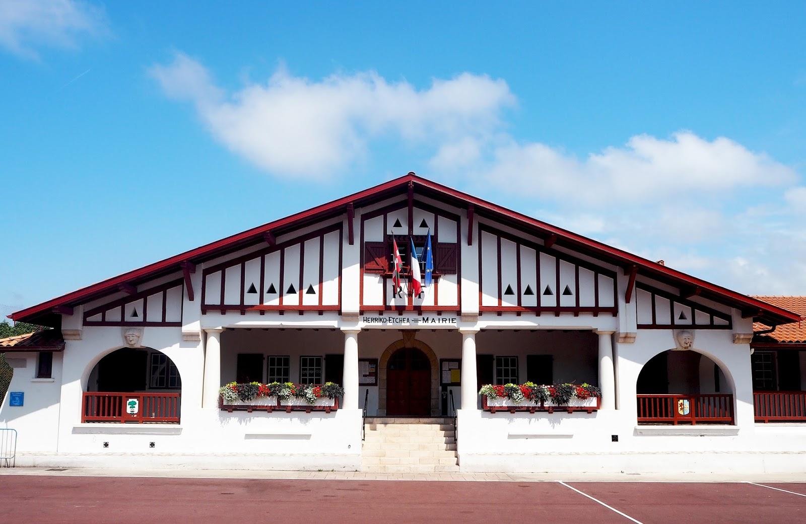 Maison pays basque guéthary