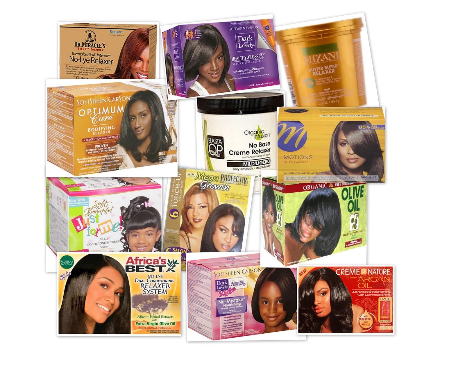 Favori Hair Beauty Care and more: Comment choisir son défrisant : No  MX02