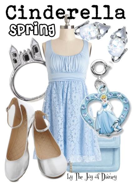 Cinderella outfit, Cinderella costume, Disney Fashion, Disney Outfit, Disney Blog, Spring Fashion, Easter Outfit