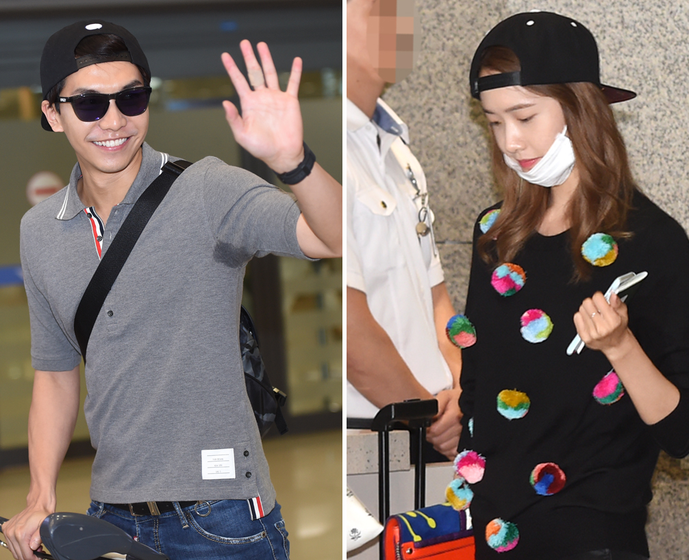 yoona and lee seung gi dating 2015