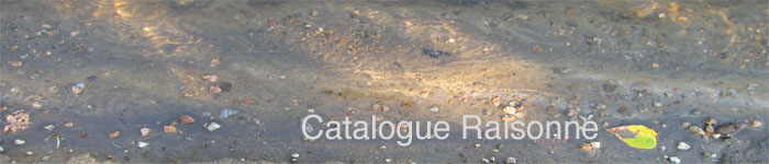Catalogue Raisonné