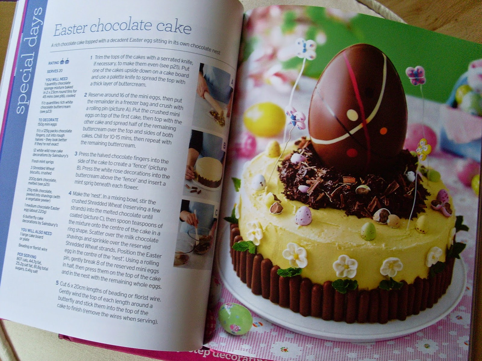 Cakeyboi: Sainsbury s Cake Recipe Collection Book Giveaway