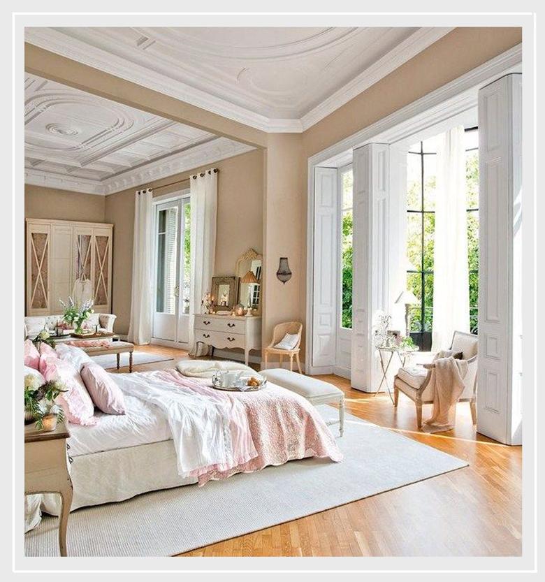 Decoracion dormitorios youcanbe - Dormitorio con encanto ...