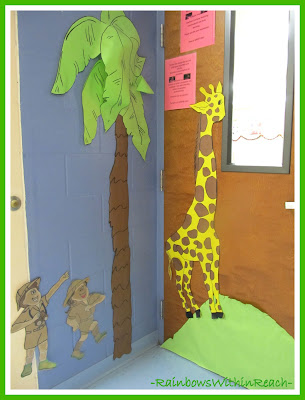 photo of: Classroom Door via RainbowsWithinReach