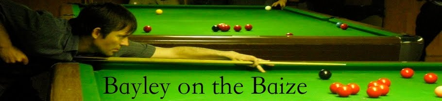 Bayley on the Baize