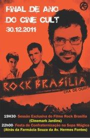 Rock Brasília_cartaz