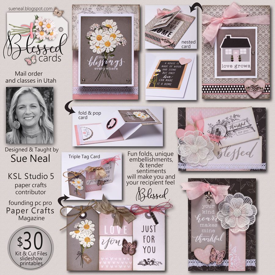 Blessed Card & Gifts Kit