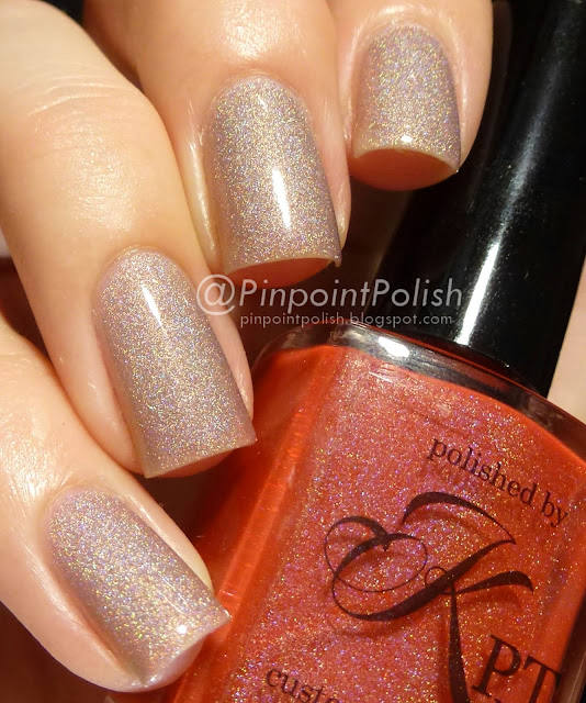 Harvest Moon, Polished by KPT, swatch