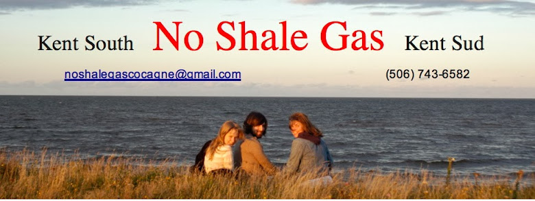 Kent South    NO SHALE GAS    Kent Sud