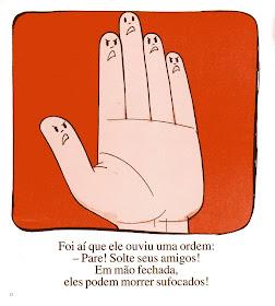 nome dos dedos das maos