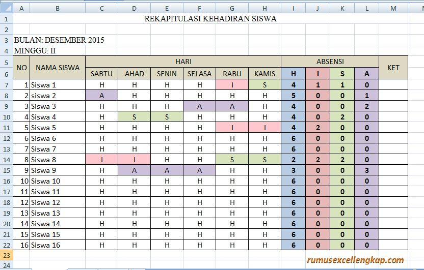 Contoh Soal Latihan Excel Vlookup Latihan Soal Excel Dengan Fungsi Logika Vlookup Dan If