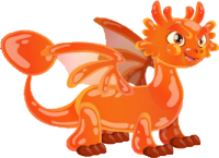 Dragão Orange