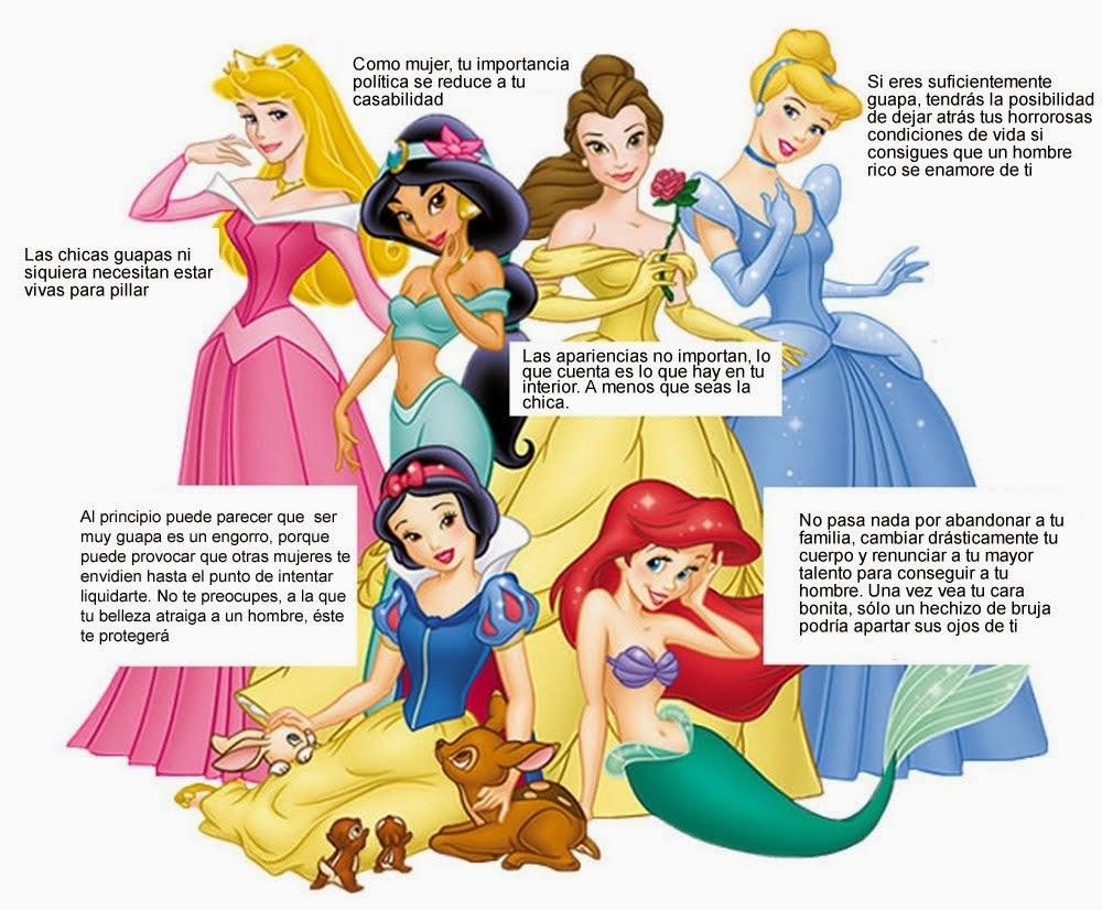 Disney A La Espanola Adolestreinta