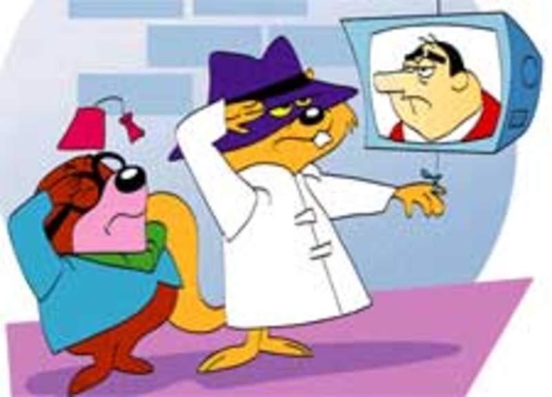 Y entonces llegaron Los casos del inspector Nick