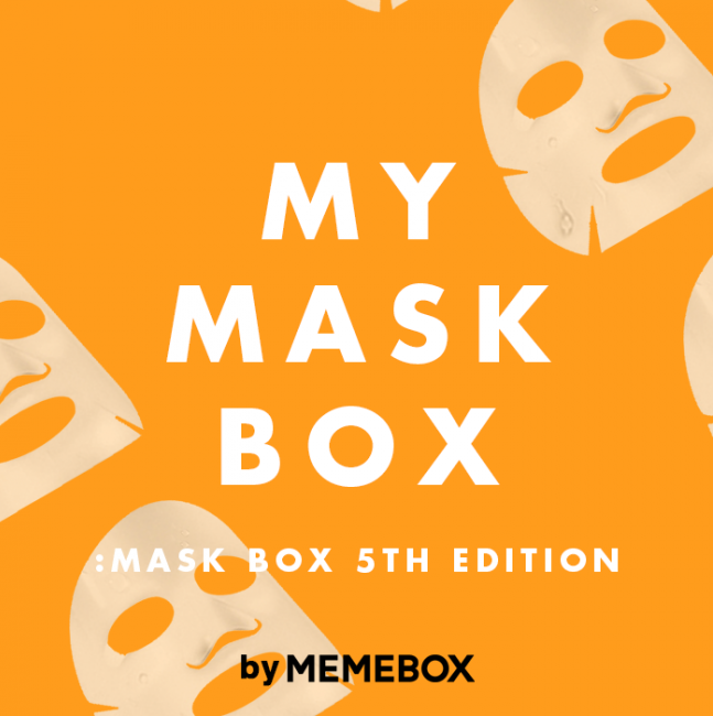 Memebox My Mask review