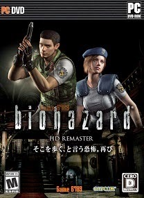 Game Resident Evil HD Remaster-CODEX cover www.kontes-seo-news.blogspot.com