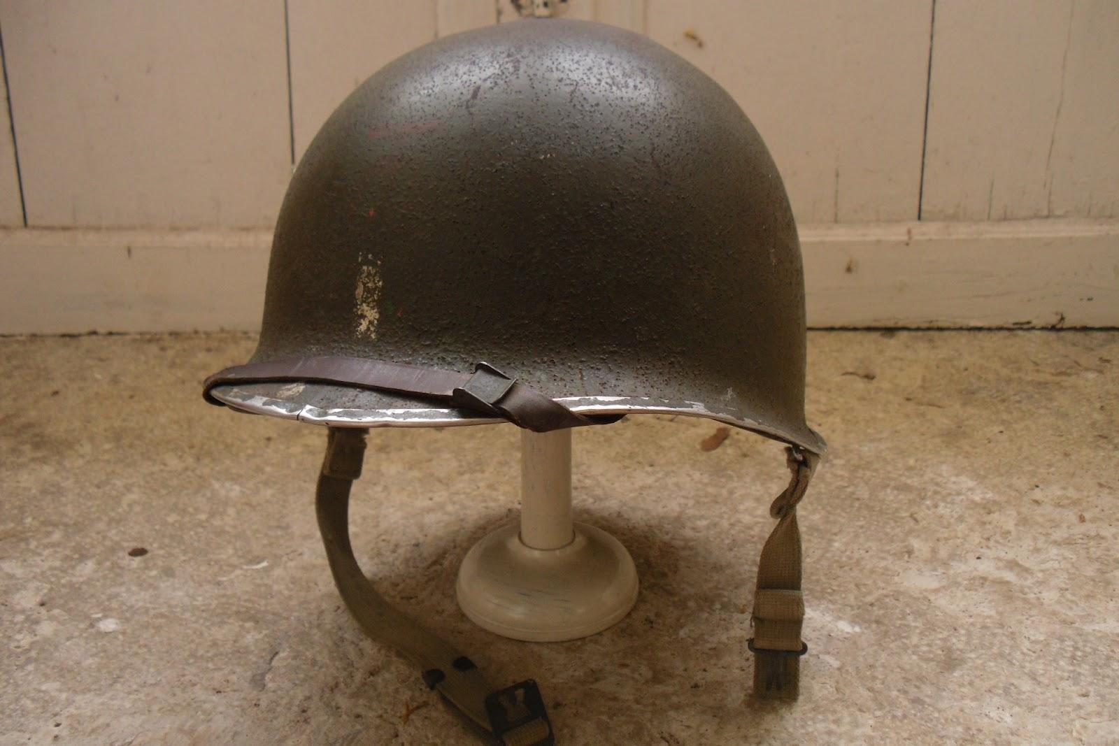 Souvenez vous 44 fvrier 2012 2e db leclerc 13e genie casque 2e db casque m1 francais free french helmet wwii frenche helmet m1 french helmet altavistaventures Choice Image