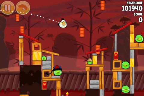 Free Download Angry Birds Seasons Terbaru 2012