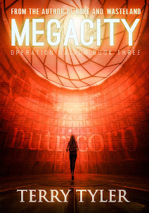 Sale Sept 23-29 only! Megacity, Hope & Wasteland: dystopian series: 99p/c each.  165 x 5* > Amazon