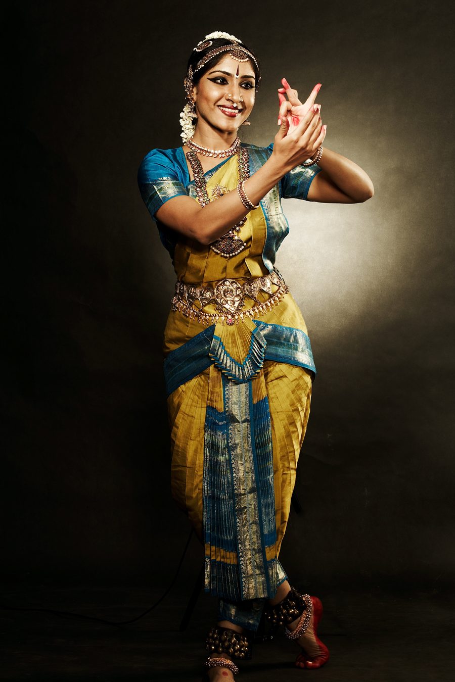 Displaying images for shobana dance - Bharatanatyam Makeup For Kids Viewing Gallery