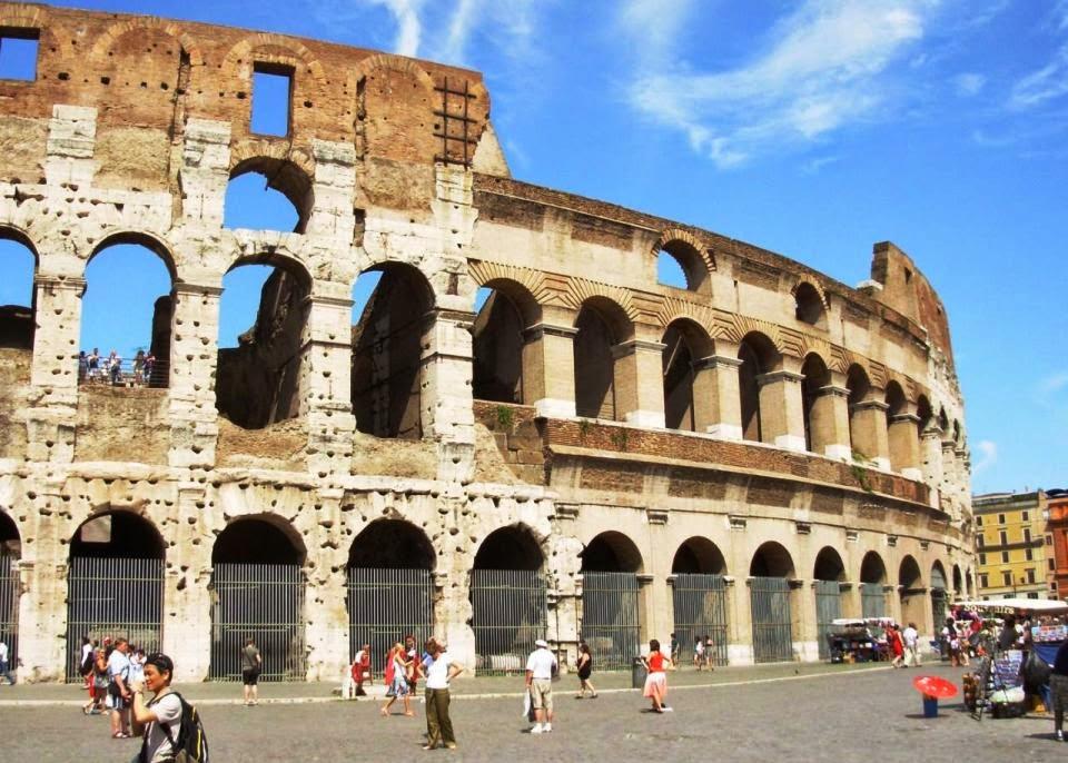 O clima em Roma | Itália