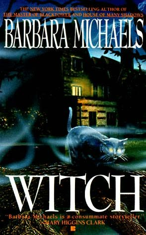 cover of Witch by Barbara Michaels
