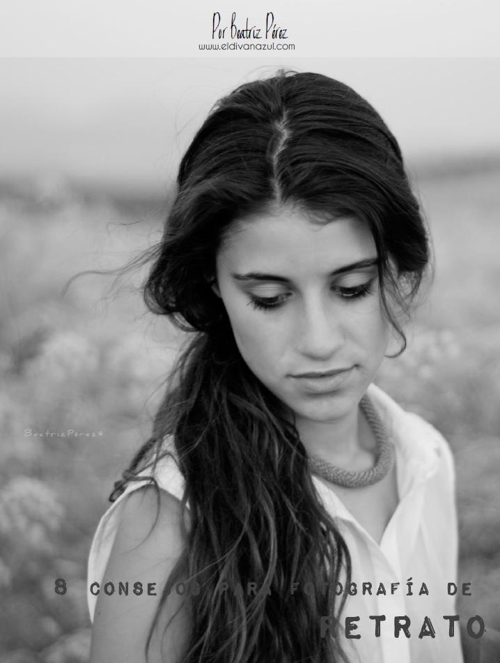 El Diván Azul: ebook 8 consejos para mejorar tu fotografía de retrato