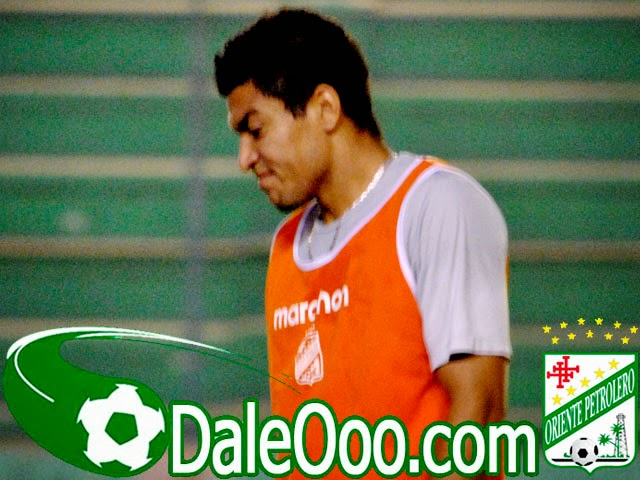Oriente Petrolero - Alcides Peña - DaleOoo.com web del Club Oriente Petrolero