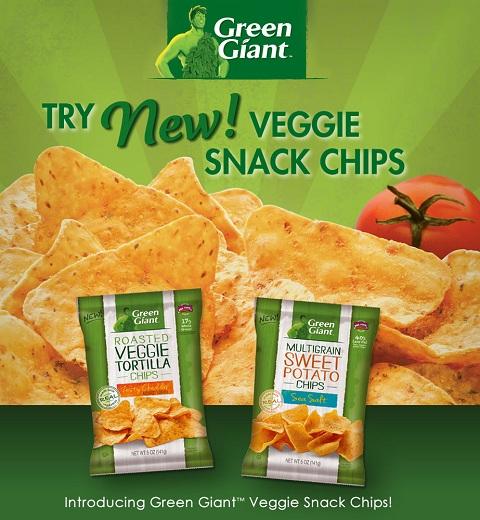 Veggie Snack Chips