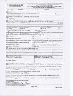 Electricistas: certificado de eficiencia energética