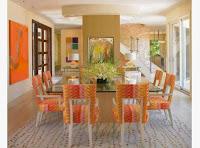 Modern Design of Family Dining Room