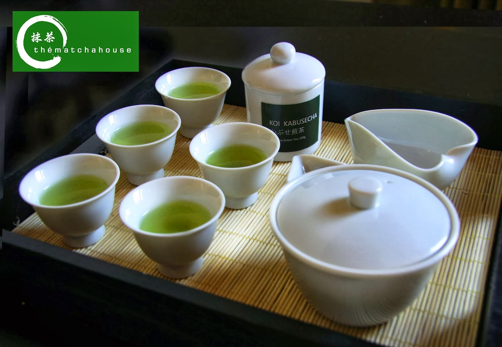 Japanese Green Tea Workshop in Barcelona