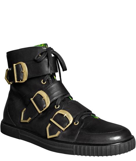 zapatillas piel hombre
